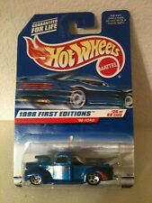 1997 HOT WHEELS 1ST EDIT. '40 FORD PICK UP TRUCK DIE CAST 1:64
