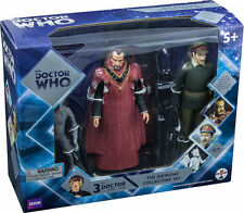 "DOCTOR WHO - 'The Daemons' 6"" Action Figure Collector Set (Character Group)"