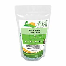 Rhubarb Root Powder 250g FREE UK Delivery
