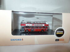 Oxford NNR001 N Gauge 1/148 Scale New Routemaster Boris Bus London General