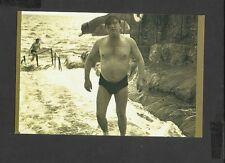 Nostalgia Postcard Irish Writer Brendan Behan-1952 The Hostage-The Quare Fellow