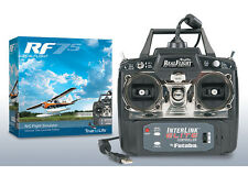 Great Planes GPMZ4520 RealFlight 7.5 w/InterLink Elite Mode 2 Flight Simulator