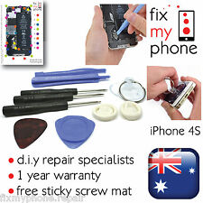 iPhone 4S Screwdriver Repair Tools Kit iPod Touch Opening Pry Pentalobe