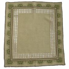 Vintage HandMade embroidered tablecloth from Bulgaria.FREE SHIPPING