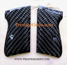 *SALE* PPK/S Real CARBON FIBER Grips WALTHER PPKS (CHOOSE Smooth OR Textured)