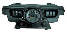 2014 Polaris RZR XP 1000 Custom Black Dash Plate + 4 Free Waterproof Switches