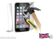TEMPERED 100% GLASS SCREEN PROTECTOR 0.3MM - 9h APPLE iPHONE 5 IN RETAIL PACKAGE