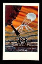 Russia. SOVIET COSMOS série complète de 16 CP - 1969 Postcards full set. RARE !!