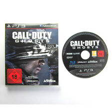 PS3 - PlayStation 3 Spiel CALL OF DUTY - GHOSTS (USK 18) in OVP