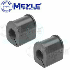 2x Meyle ARB Anti Roll Bar Bushes Front Axle Left and Right No: 11-16 615 0001