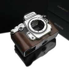 GARIZ Leather Case Nikon DF XS-CHDFBR Brown