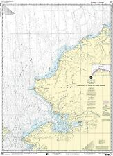 NOAA Chart Cape Prince of Wales to Point Barrow 10th Edition 16005