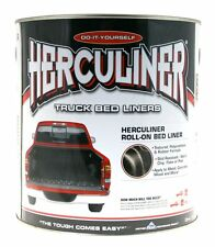 HERCULINER HERCULINER Black Complete Kit NIB Gallon plus tools Check it Out!