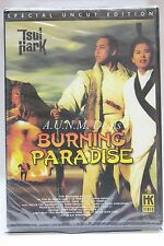 Burning Paradise ntsc import dvd (special uncut edition)