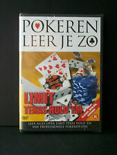 LIMIT TEXAS HOLD'EM [corso dvd in olandese]