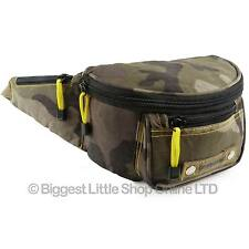 NEW CAMOUFLAGE Waist BUM BAG Fanny Pack by OBSESSED CAMO Travel Holiday Security