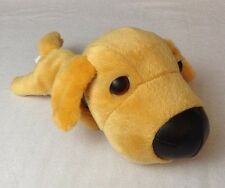 The Dog Artist Collection Labrador Retriever plush collar stuffed animal 11""