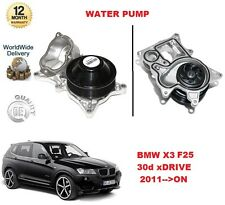 FOR BMW X3 F25 30 d xDRIVE 258 BHP 2011-- ON WATER PUMP