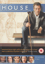 HOUSE M.D. Season 1 DVD Box Set R2