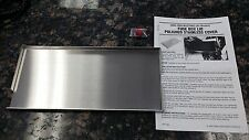 KIRBAN STAINLESS STEEL FUSE BOX COVER, 2005-2009 MUSTANG, 5269