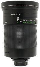 Minolta MD RF Rokkor 800mm F8 Reflex Lens.