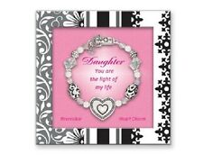 Daughter - Inspired Expressions Bracelet with Gift Box