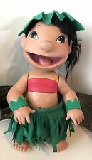 Hula Dancing Lilo Lilo and Stitch Doll Walt Disney 2001 Works