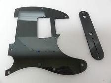 Tele Telecaster Smoke Mirror Humbucking pickguard + control plate set Fender