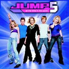 JUMP 5 - ALL THE TIME IN THE WORLD rare Christian Teen Pop cd 11 songs 2002