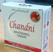 Chandni Whitening Cream 100% Original Pakistan Brand FREE TRACKED DELIVERY