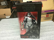 STAR WARS BLACK SERIES captain phasma the force awakens Authentic