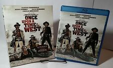 Once Upon a Time in the West 1968 (Blu-ray Disc, 2011)Disc Never Used - Free S&H