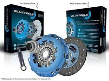 Blüsteele HEAVY DUTY clutch kit for HOLDEN rodeo TF RA 4JH1TC 2002-1/07 3.0l TD