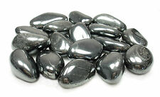 TUMBLED - (1) LG/XL HEMATITE Crystal w/ Description Card - Healing Reiki Stone