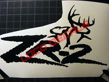 ZR2  Vinyl Decal, Chevrolet Blazer  S-10 Colorado