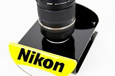 Nikon Acrylic Lens Stand Base Display Kit D800 DF D4S Body AF-S 24-70mm F2.8 USA