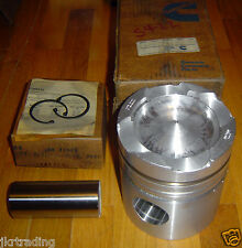 New Cummins 3801393 Piston Kit Big Cam II Big Cam I & Small Cam NH/NT 855 Engine