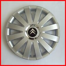 "4x15"" Wheel trims for CITROEN  BERLINGO C2 C3 C4 C5 XANTIA NEMO  - silver"