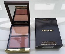 BNIB Authentic Tom Ford Contouring Cheek Colour Duo 02 Stroked 20g