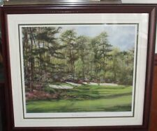 Augusta National Golf Club 13th Hole by Diane Selby Framed Print