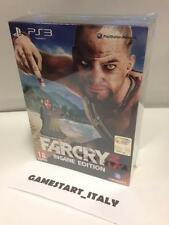 FAR CRY 3 INSANE COLLECTOR'S EDITION - SONY PS3 - NUOVO SIGILLATO VERSIONE ITA
