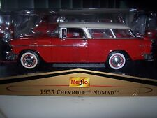 Chevy die cast 1/18  Nomad wagon new mint