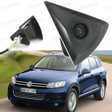 Waterproof 170° Degree CCD Front View Camera Embedded for 2007-2015 VW Touareg