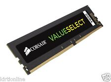 Corsair Value Select DDR4 8GB (1 x 8GB) PC Desktop RAM (CMV8GX4M1A2133C15)