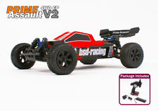 Radio Remote Control RC Car 1/10th Electric Buggy Ready to Run Prime Assault UK