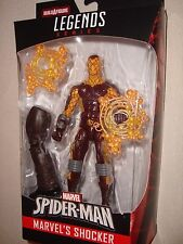 MARVEL LEGENDS SPIDER-MAN SANDMAN WAVE SHOCKER THUDERBOLTS VARIANT