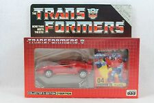 Transformers Takara Tomy G1 E-Hobby Sideswipe Collectors Edition 04 Reissue