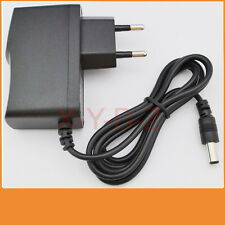 AC Switching power supply DC 9V 1A Adapter 1000mA Charger EU plug 5.5mm x 2.1mm