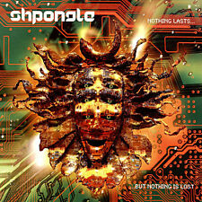 Shpongle  nothing lasts but nothing is lost NEW & SEALED raja ram simon prosford
