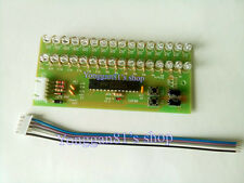MCU Adjustable Display Pattern LED VU Meter Level Indicator 16 LED Dual Channel
